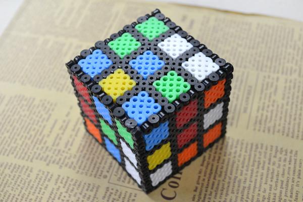 Кубик из бисера схема плетения фото 349