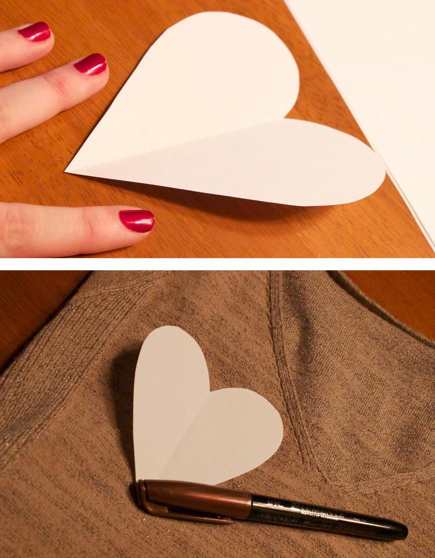 Вышивка бисером шапки-вырежьте сердце