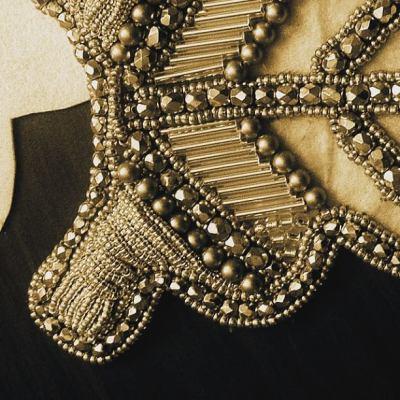 Свадебное украшение для волос-оформите нижнюю часть
