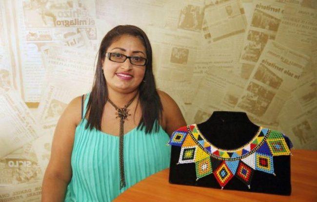 Бижутерия из бисера в этническом стиле от семьи Чанито
