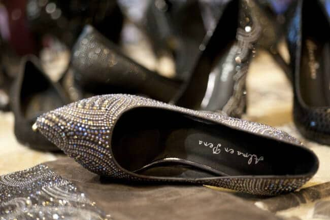 Хрустальные туфельки