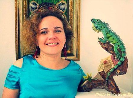 Животные из бисера от Жанны Васильевой