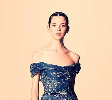Стильные платья Marchesa