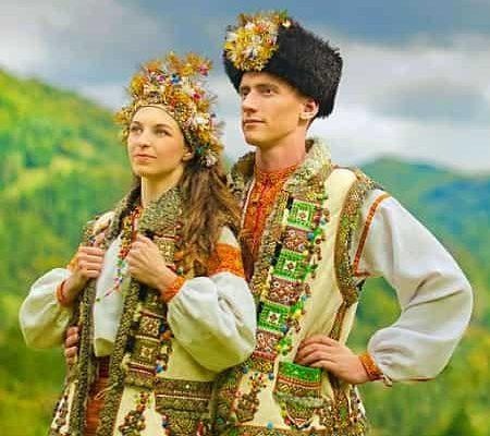 Невесты разных стран