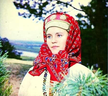 Изысканные рязанские костюмы