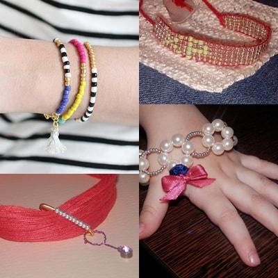 braslet_iz_bisera Как сделать браслет из бисера для начинающих